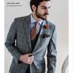 Mosetti grey suit