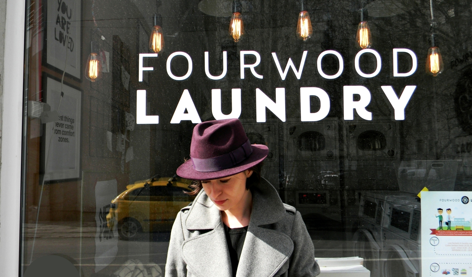 Damaris Movila Fourwood Laundry