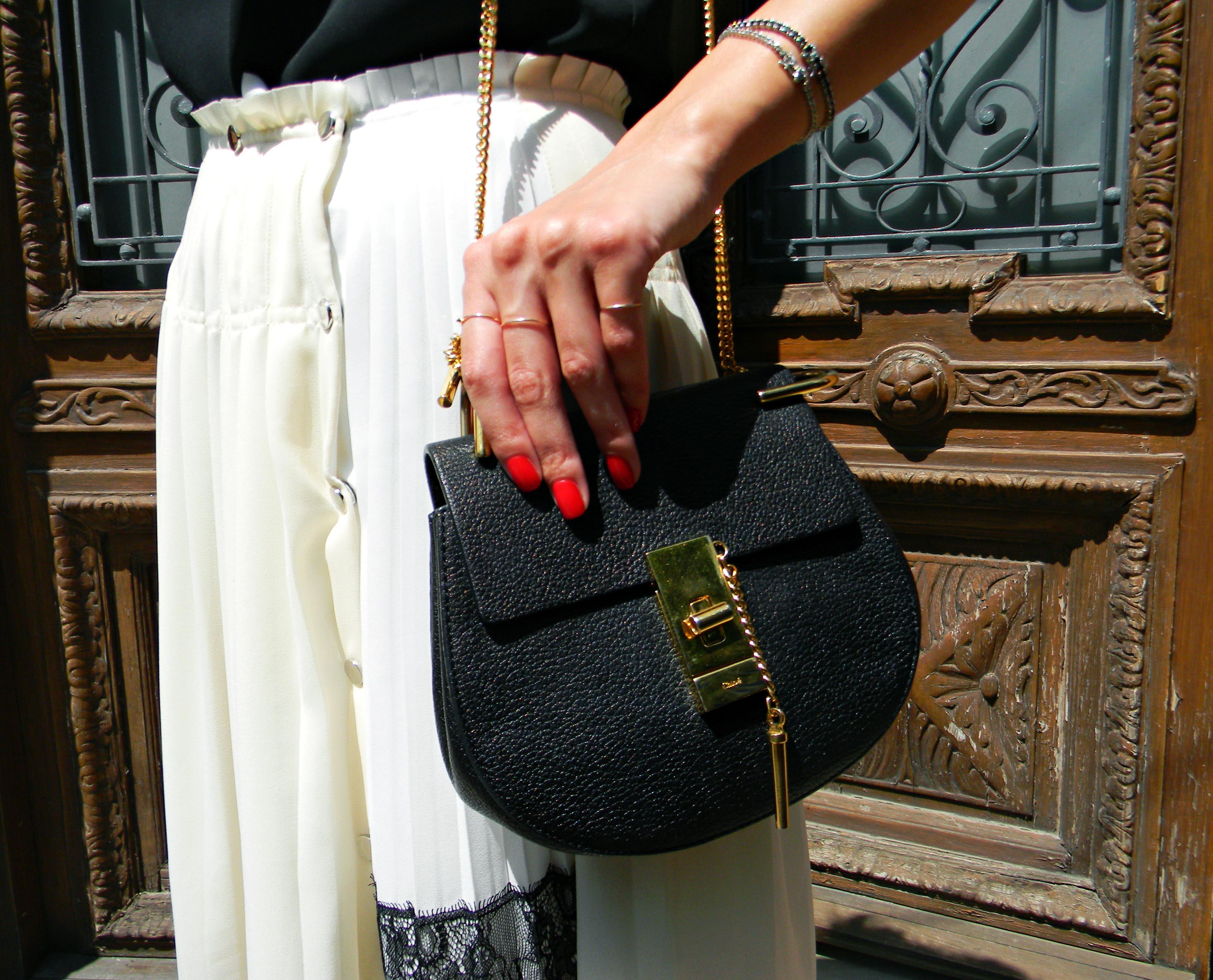 Chloe bag street style