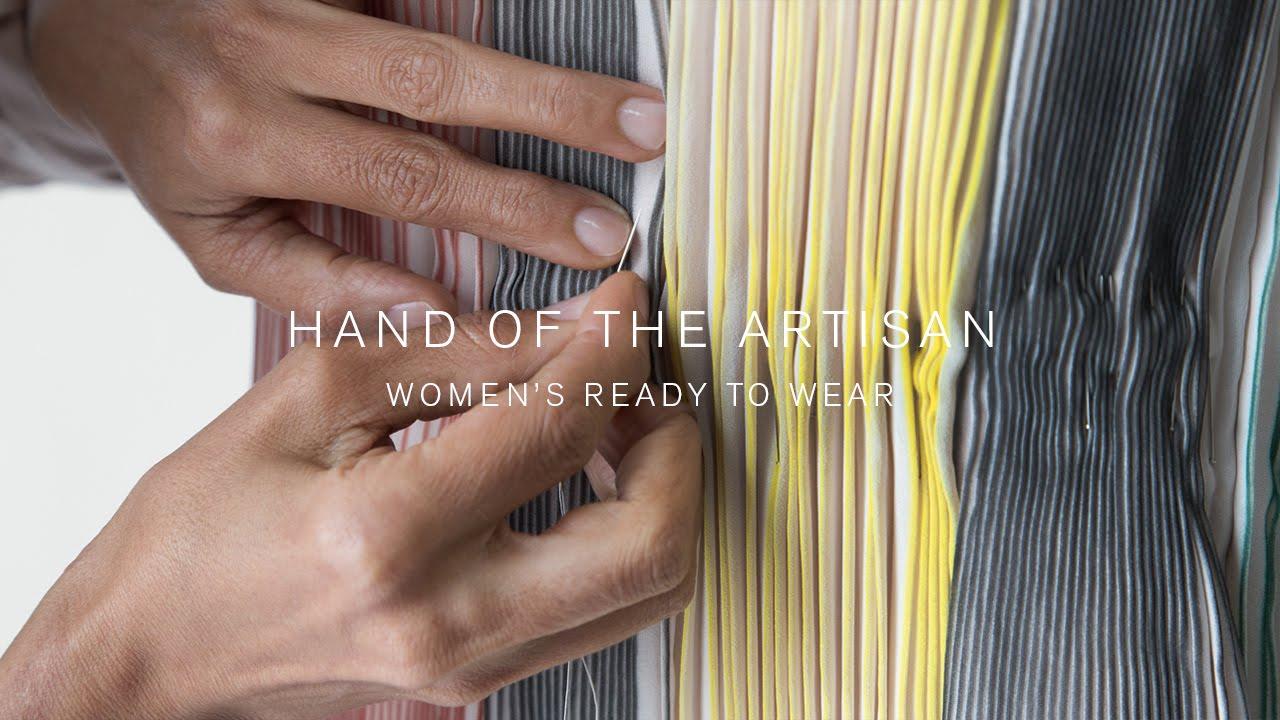Hand of the Artisan Women's RTW - Bottega Veneta