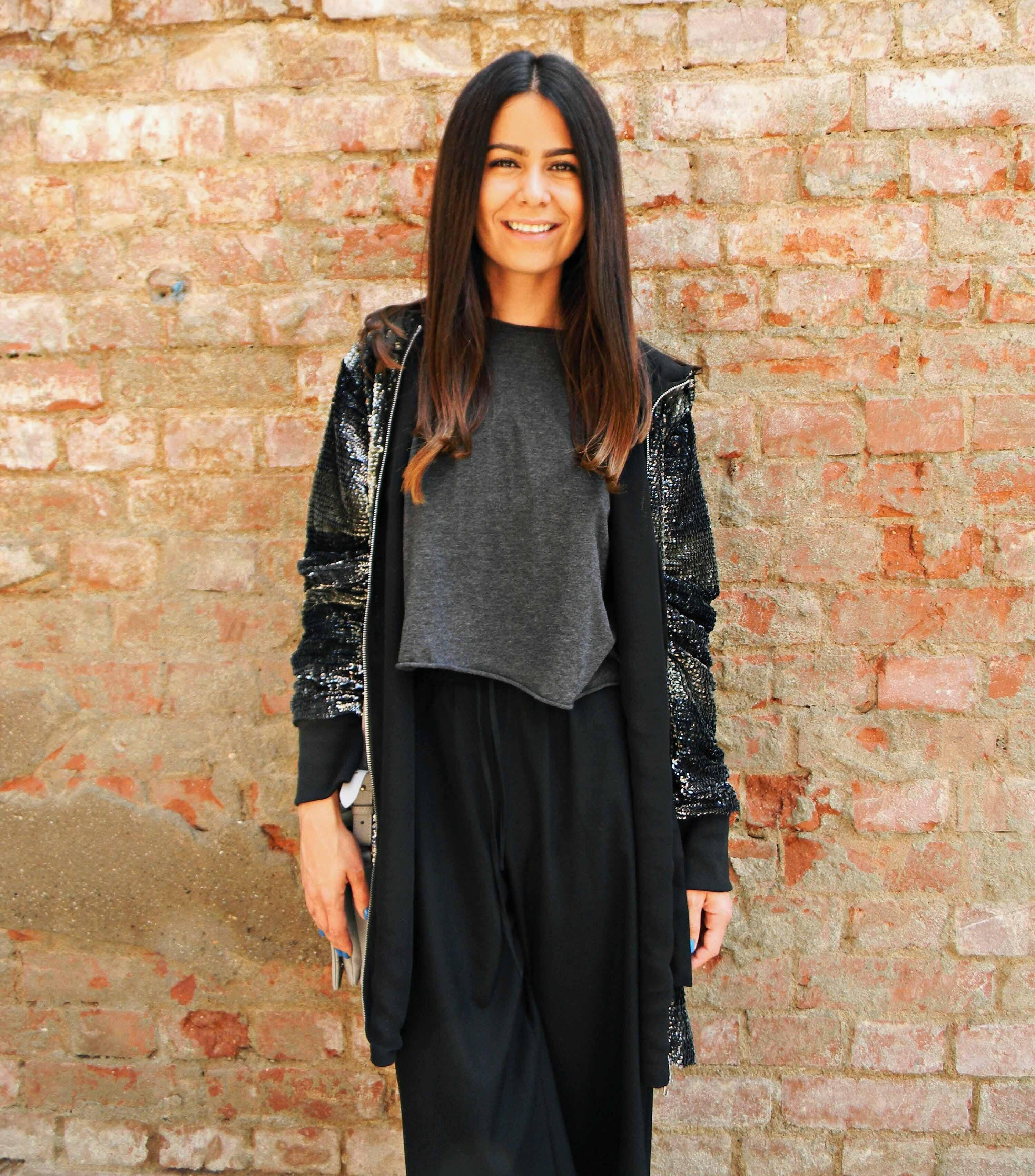 Ioana Vasii, street fashion