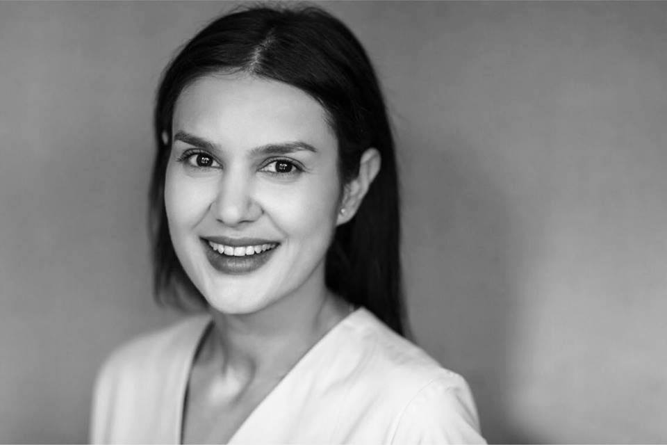 Mara Coman - redactor sef Marie Claire - interviu Papersuede